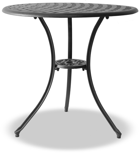 Centurion Supports OSHOWA Garden & Patio Cast Aluminium Large Bistro Table